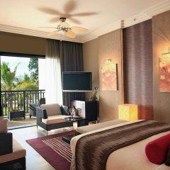 Отель InterContinental Resort Mauritius 5* Стандартный номер с различными типами кроватей фото 4