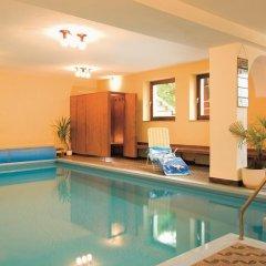 Отель Pension Baumgarten Натурно бассейн