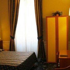 Hotel Milazzo Roma 2* Стандартный номер с различными типами кроватей фото 8