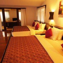 Отель Chaw Ka Cher Tropicana Lanta Resort 3* Люкс с различными типами кроватей фото 2