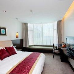 The Hanoi Club Hotel & Lake Palais Residences 4* Номер Делюкс разные типы кроватей фото 6