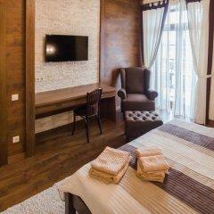 Гостиница Petrani Nivki Апартаменты с 2 отдельными кроватями фото 9
