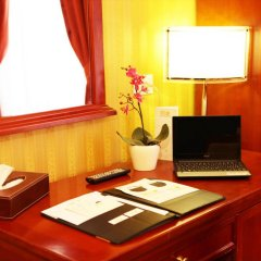 Отель Augusta Lucilla Palace 4* Стандартный номер с различными типами кроватей фото 29