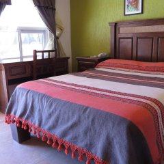 Hotel Ecológico Temazcal Стандартный номер с различными типами кроватей