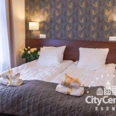 Отель City Center Rooms 3* Стандартный номер с различными типами кроватей фото 5