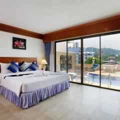Отель Jiraporn Hill Resort 3* Номер Делюкс фото 5