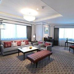Отель Le Royal Meridien, Plaza Athenee Bangkok 5* Стандартный номер с разными типами кроватей фото 3