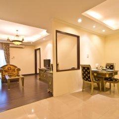 Отель LK Royal Suite Pattaya 4* Стандартный номер с различными типами кроватей фото 4