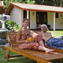 Отель SeethaRama Ayurveda Resort Шри-Ланка, Берувела - отзывы, цены и фото номеров - забронировать отель SeethaRama Ayurveda Resort онлайн бассейн