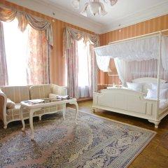 Гостиница Сергиевская 3* Люкс разные типы кроватей