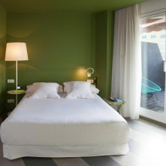 Отель Chic & Basic Ramblas 3* Стандартный номер с двуспальной кроватью фото 4