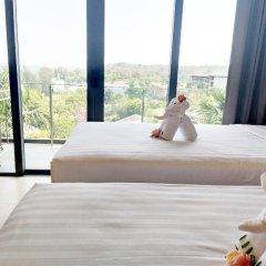 Отель At The Tree Condominium Phuket комната для гостей фото 3