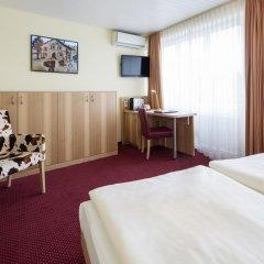 Leoneck Swiss Hotel 3* Стандартный номер с различными типами кроватей фото 3