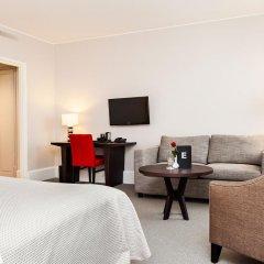 Отель Elite Stadshotellet Luleå 4* Номер категории Эконом с различными типами кроватей фото 6