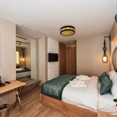 Aybar Hotel 4* Стандартный номер с двуспальной кроватью фото 11