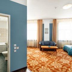 City Hotel Teater 4* Люкс с разными типами кроватей фото 3