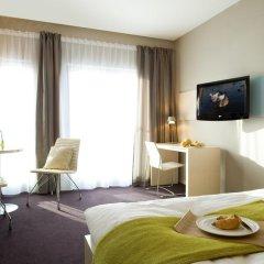 Niebieski Art Hotel & Spa 5* Стандартный номер с двуспальной кроватью фото 8