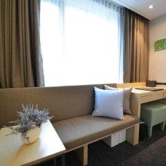 Отель A First Myeong Dong 3* Стандартный номер фото 3