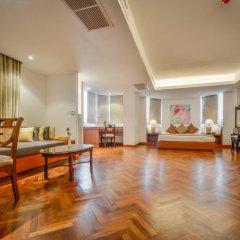 Отель The Grand Sathorn 3* Представительский люкс с различными типами кроватей фото 2