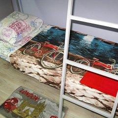 Nash Hostel Кровать в мужском общем номере с двухъярусной кроватью