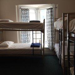Amsterdam Hostel San Francisco Кровать в общем номере с двухъярусной кроватью фото 2