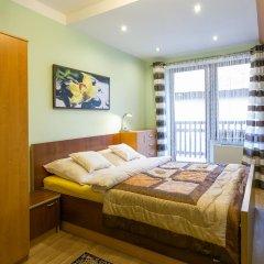 Отель Willa Elanga - Zakopanepoleca Закопане комната для гостей фото 5
