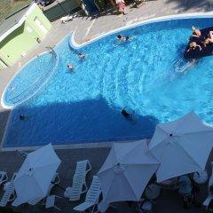Отель Solmarin Apartcomplex Болгария, Солнечный берег - отзывы, цены и фото номеров - забронировать отель Solmarin Apartcomplex онлайн бассейн фото 2