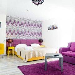 Апарт-отель Кутузов 3* Улучшенные апартаменты с различными типами кроватей фото 7