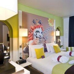 Отель Mercure Nice Centre Grimaldi 4* Стандартный номер с различными типами кроватей фото 9
