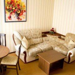 PAN Inter Hotel 4* Люкс Престиж с двуспальной кроватью фото 5
