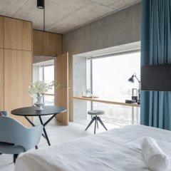 Placid Hotel Design & Lifestyle Zurich 4* Люкс с различными типами кроватей фото 3
