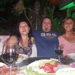 Отель Mina Evleri Калеучагиз питание