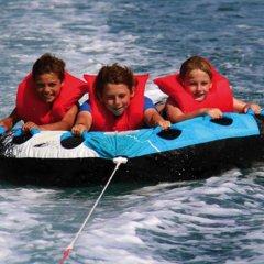 Отель Tides Reach Resort Фиджи, Остров Тавеуни - отзывы, цены и фото номеров - забронировать отель Tides Reach Resort онлайн приотельная территория фото 2