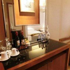 Baiyun Hotel Guangzhou 4* Представительский номер с различными типами кроватей фото 8