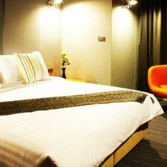 Отель The Heritage Hotels Bangkok 4* Номер Комфорт с различными типами кроватей фото 11