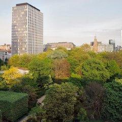 Отель Crowne Plaza Brussels - Le Palace 4* Стандартный номер с разными типами кроватей фото 10