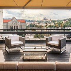 President Hotel Prague 5* Президентский люкс с различными типами кроватей фото 6