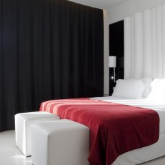 Hotel Porta Fira 4* Sup 4* Стандартный номер с различными типами кроватей фото 5