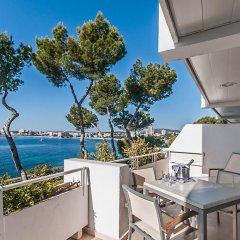 Отель Aparthotel Ponent Mar Улучшенные апартаменты с двуспальной кроватью фото 6