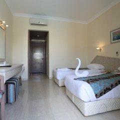 Отель Aqua Fun Club 3* Стандартный номер с различными типами кроватей фото 9