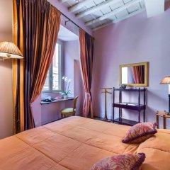 Отель Casa Howard Guest House Rome (Capo Le Case) 3* Номер Делюкс с различными типами кроватей фото 3