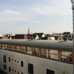 Отель Jazz Apartments Нидерланды, Амстердам - отзывы, цены и фото номеров - забронировать отель Jazz Apartments онлайн балкон