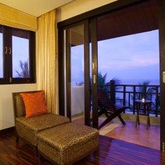 Отель Rawi Warin Resort and Spa 4* Улучшенный номер с различными типами кроватей фото 5