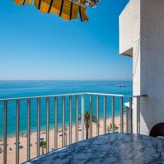 Отель Apartaments AR Borodin Испания, Льорет-де-Мар - отзывы, цены и фото номеров - забронировать отель Apartaments AR Borodin онлайн балкон