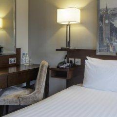 Отель DoubleTree by Hilton London - Greenwich 4* Стандартный номер с различными типами кроватей фото 2