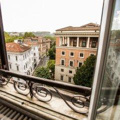 Отель Jb Relais Luxury балкон