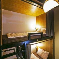 Отель Rachanatda Homestel 2* Кровать в общем номере с двухъярусной кроватью фото 17