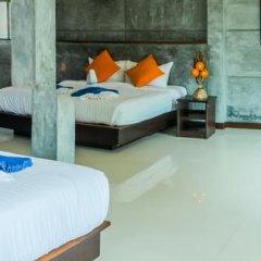 Отель In Touch Resort 3* Семейная студия с двуспальной кроватью фото 9