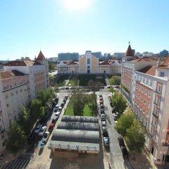 Отель Pensao Residencial Horizonte Лиссабон фото 5