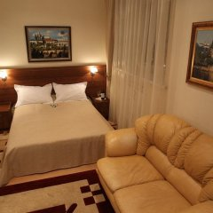 Гостиница Злата Прага 2* Полулюкс разные типы кроватей фото 7